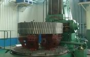 verschiedene Wälzfräsmaschinen bis Ø=3200mm